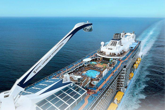 Royal Caribbean Bahamas holiday cruise