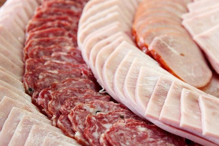Sandwich meat