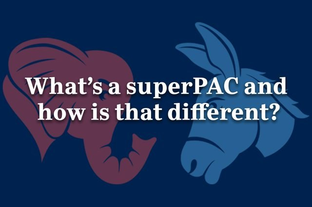 what is a superpac