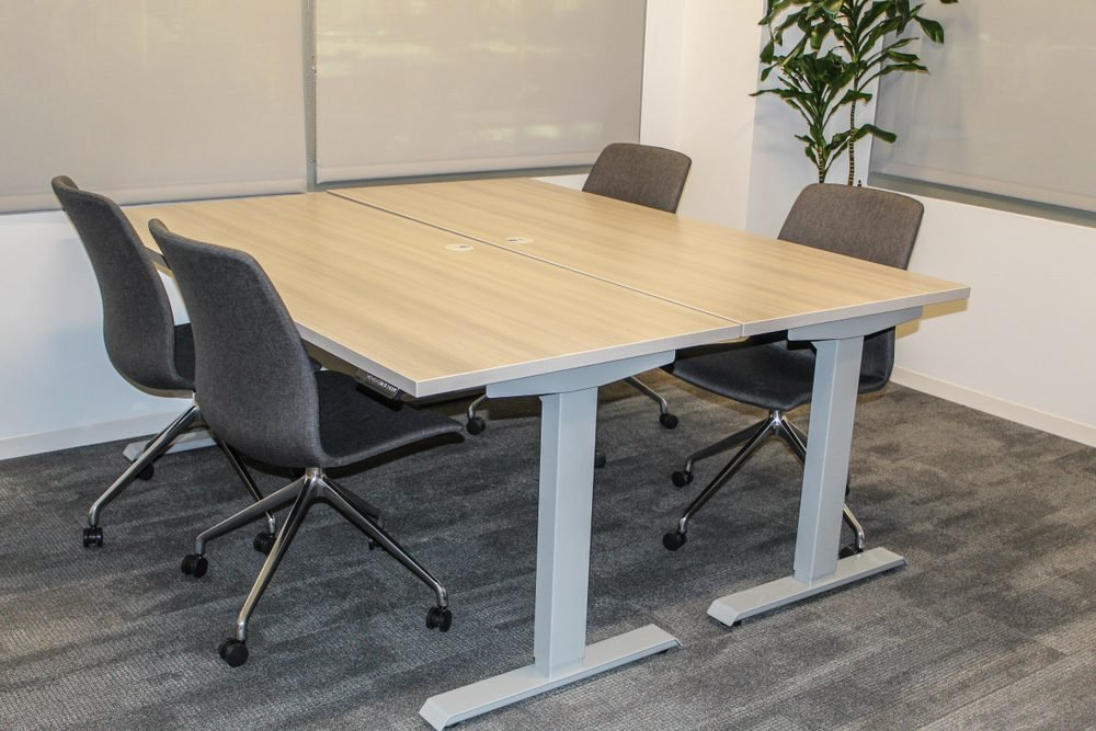 Meeting room and table