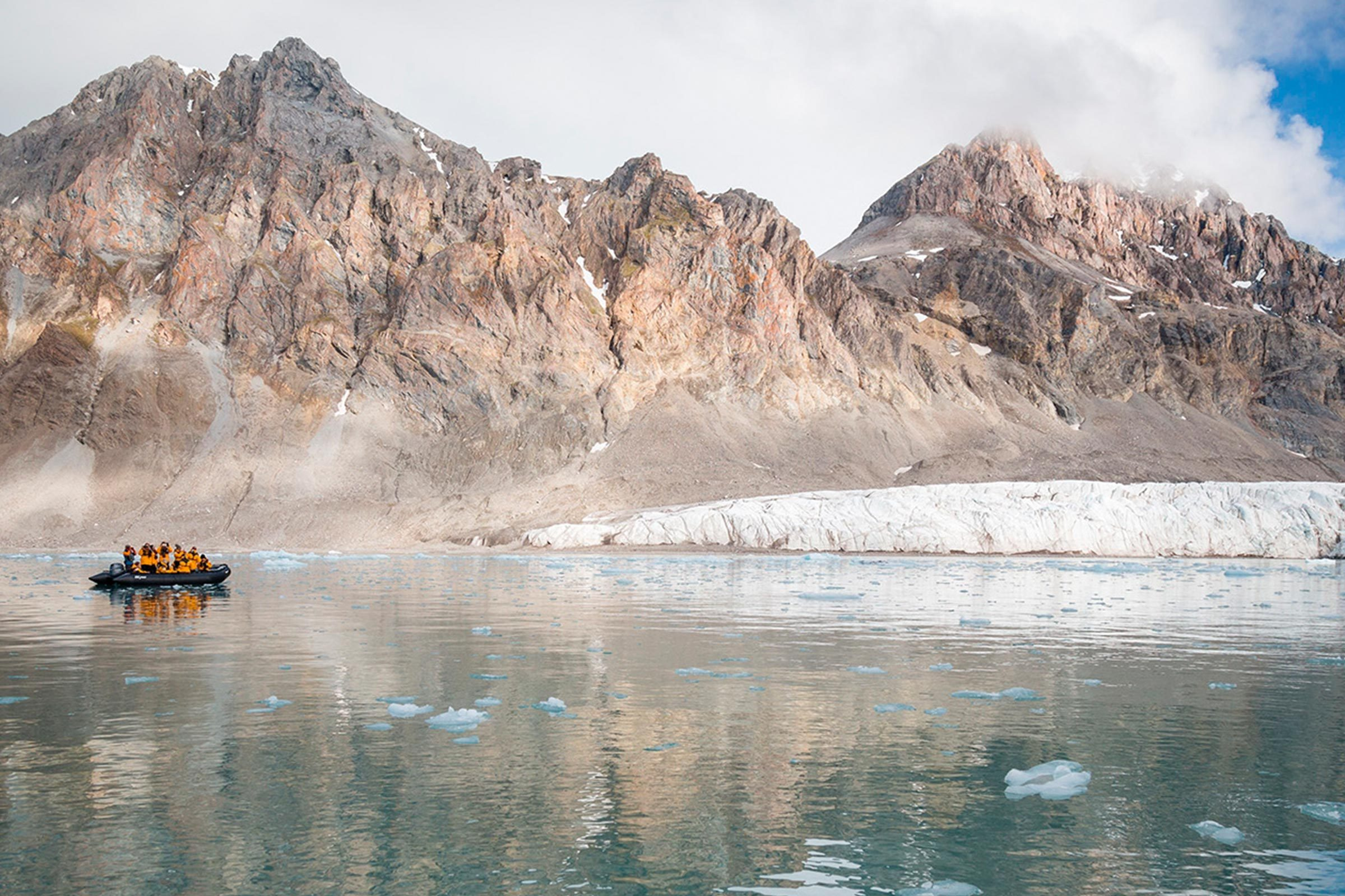 Quark Expeditions Polar Adventures to the Arctic and Antarctic