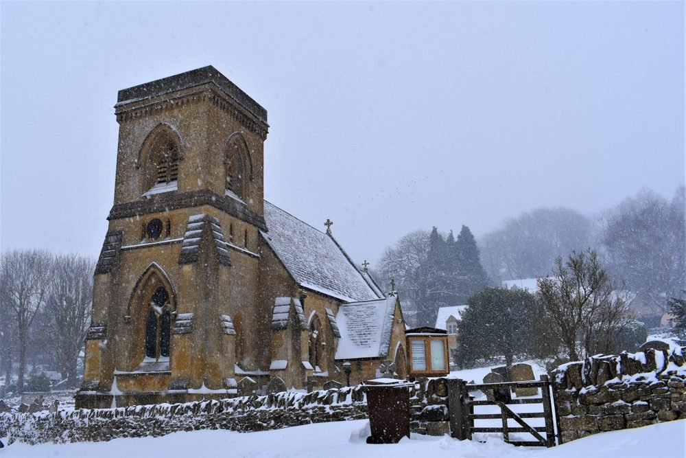 snowshill church cotswolds