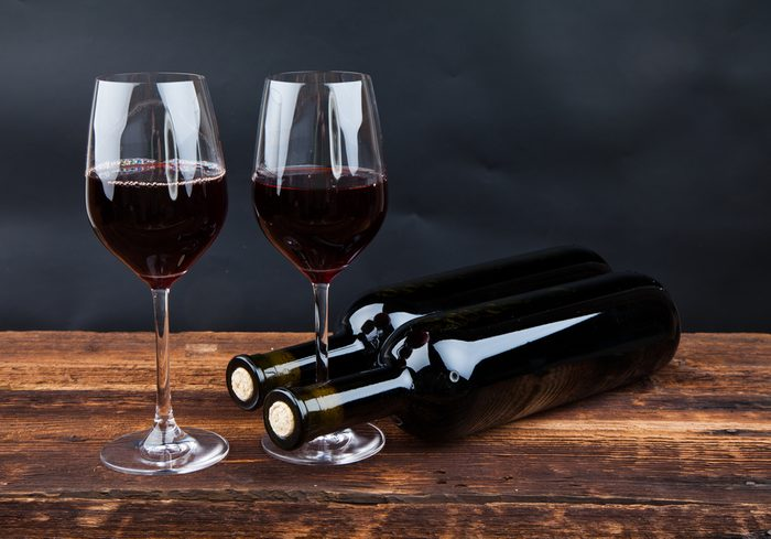 red wine for good health