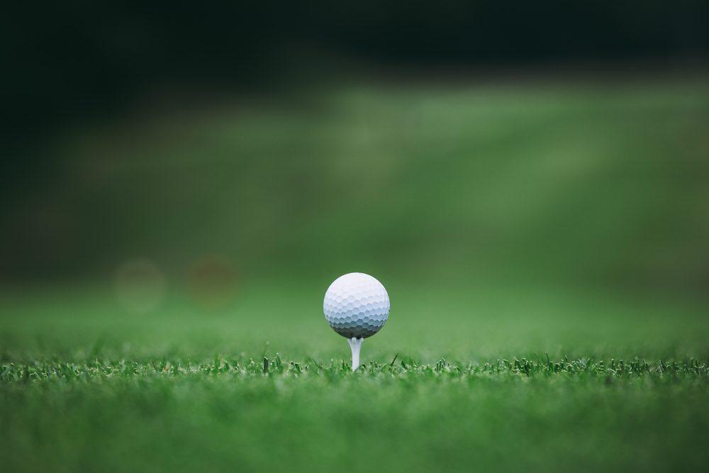 Golfing. Romantic anniversary ideas