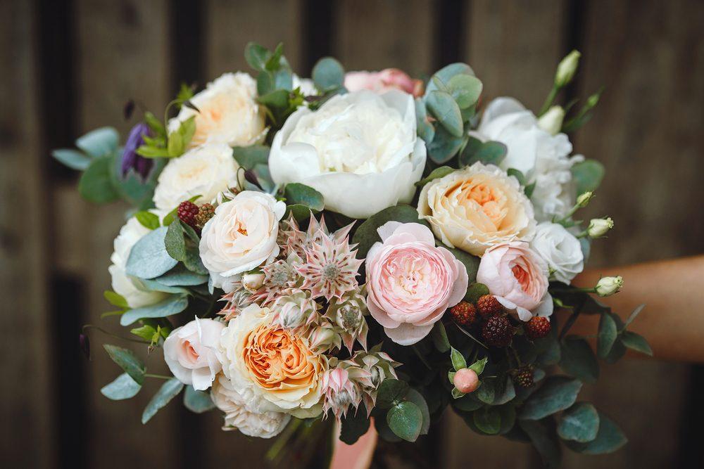 flowers. Romantic ideas
