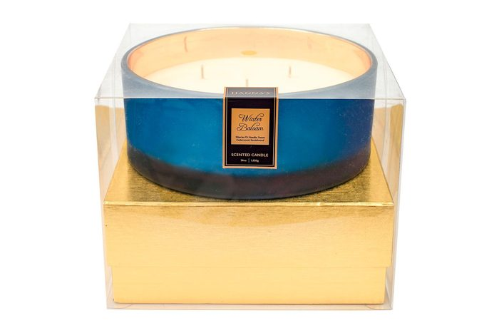 5 wick candle