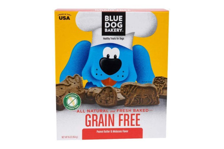 blue dog bakery treats