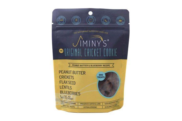 jiminy's cricket dog cookies