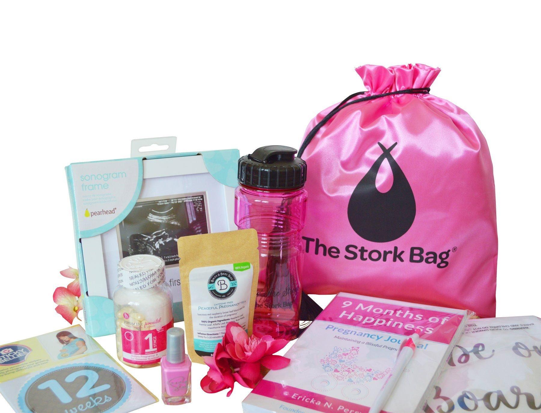 pregnancy gift bag