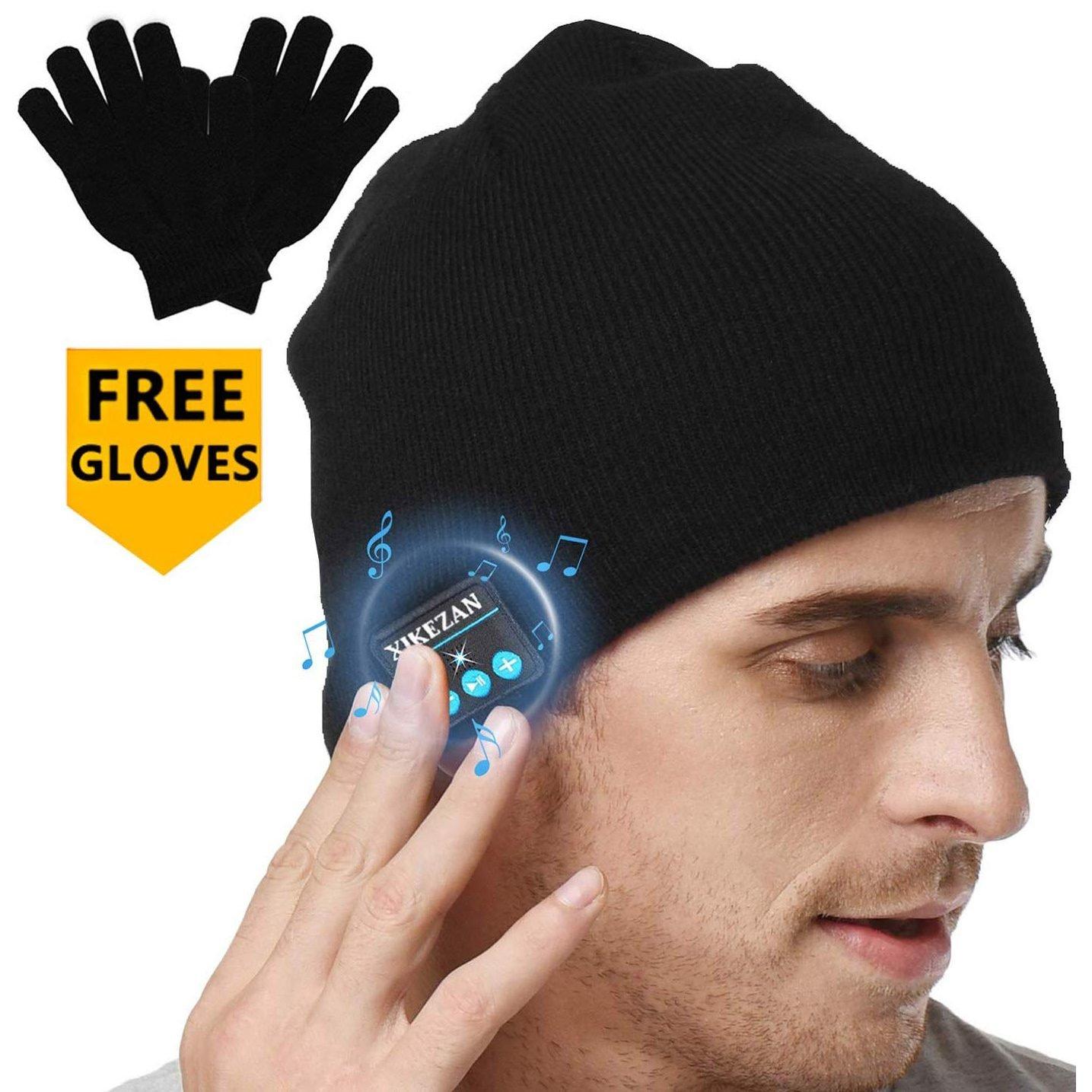 hat headphones