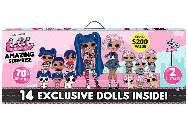 LOL surprise doll gift set