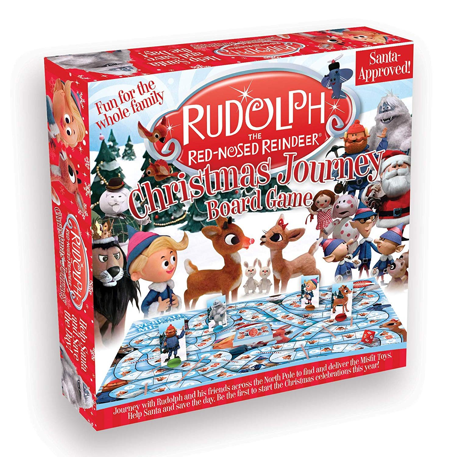 Rudolph game