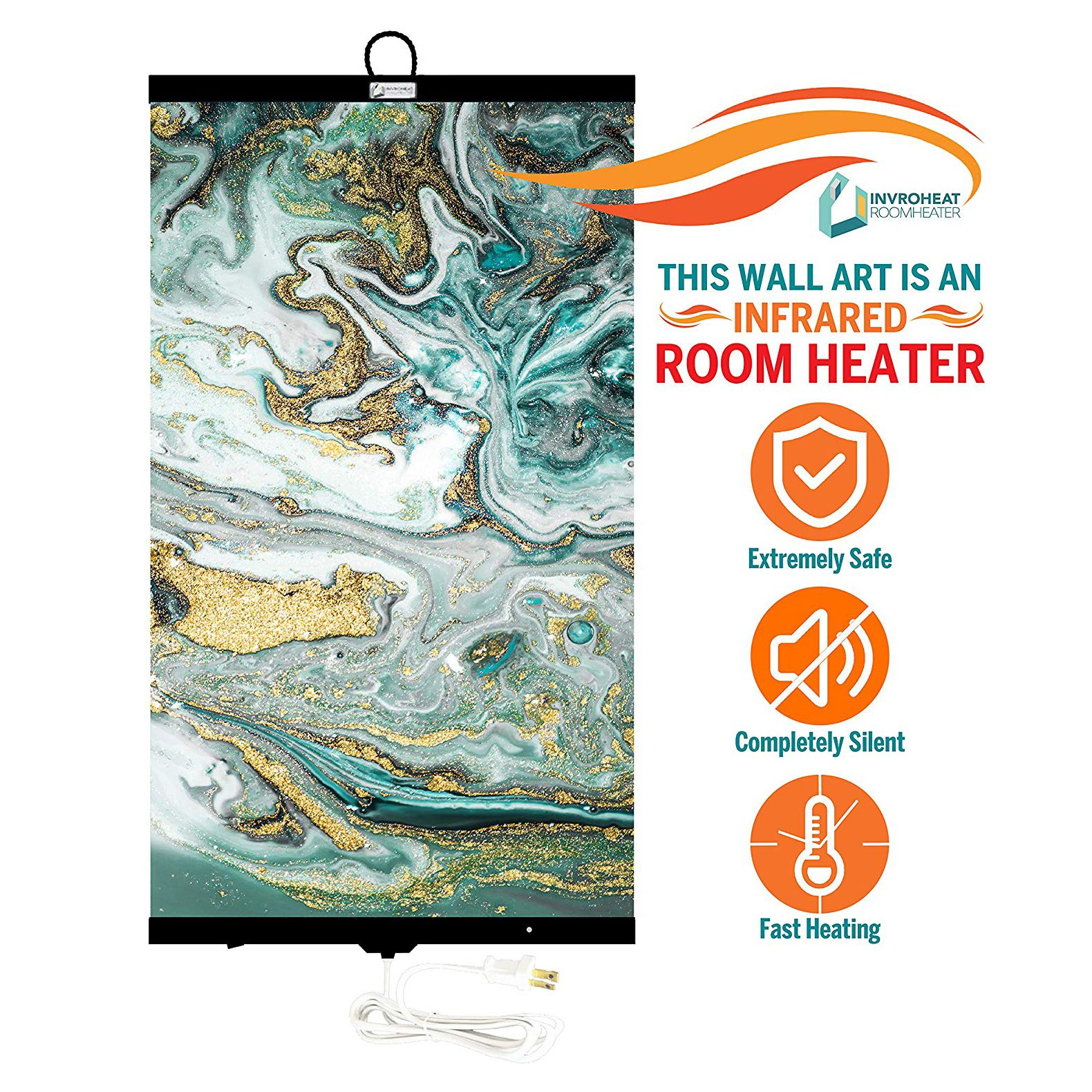 art wall heater