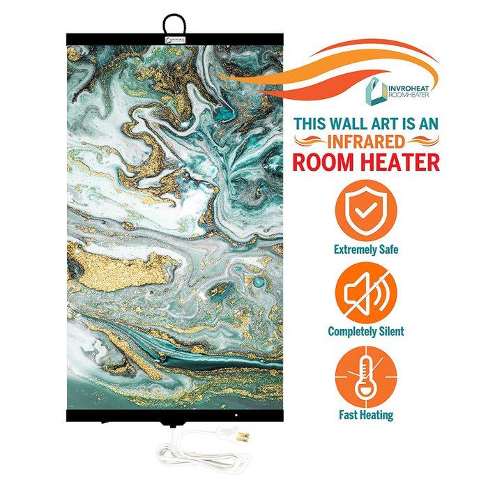 art wall heater
