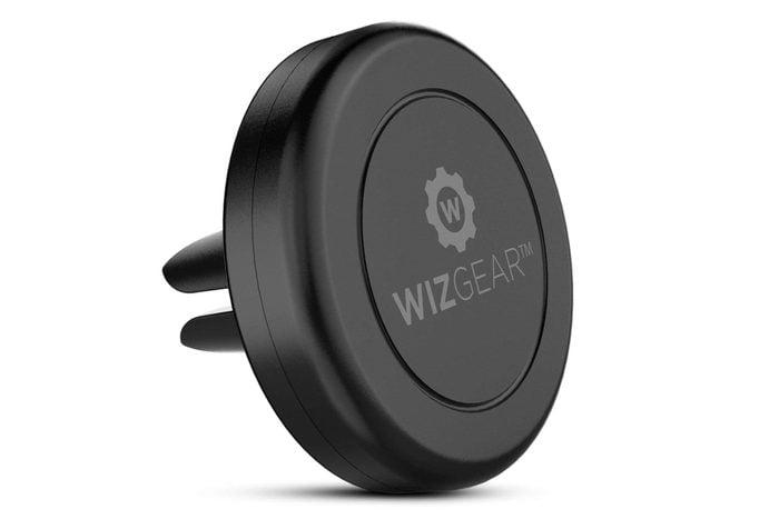 Air vent magnet phone holder