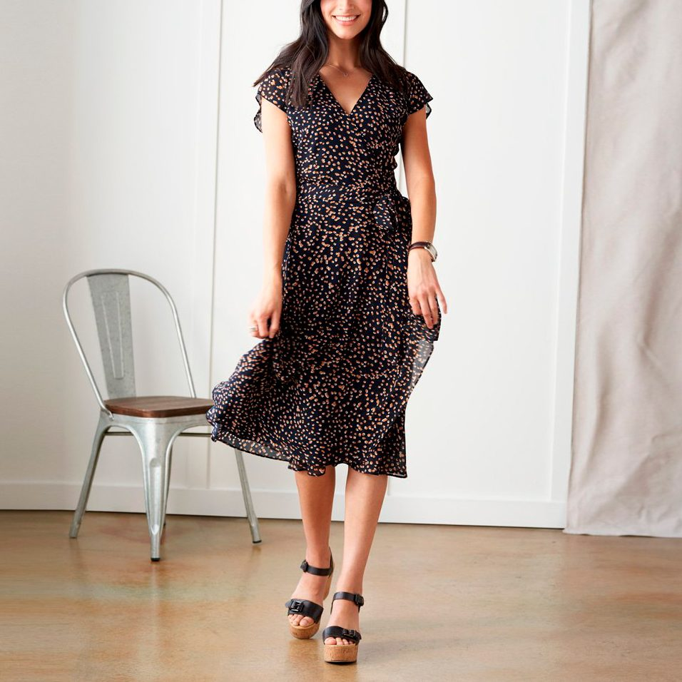 Bluffworks Aries Wrap Dress