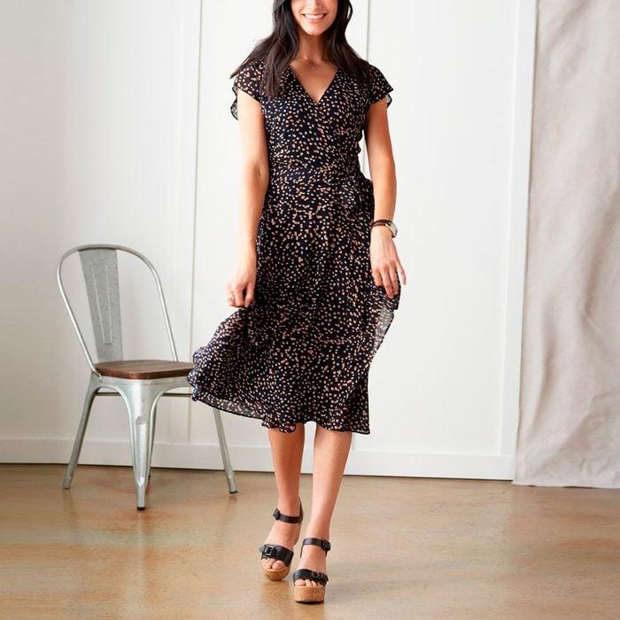 Bluffworks Aries Wrap Dress