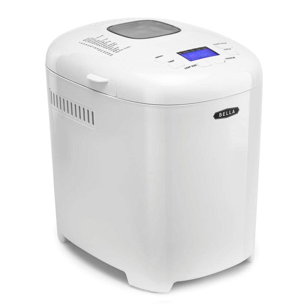 Bella 2-lb. Bread Maker