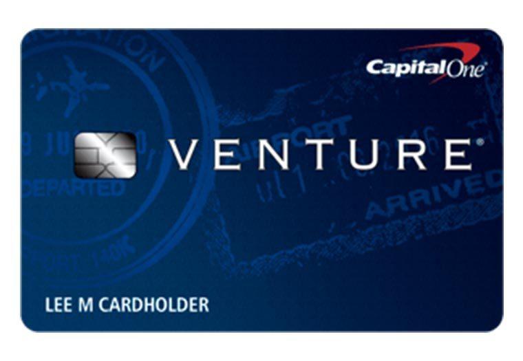 Capitol One Venture Card