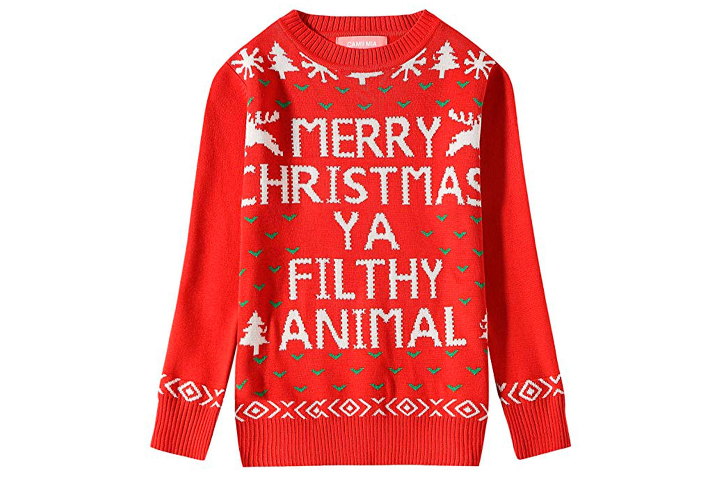 909da717094 The Best Funny Ugly Christmas Sweaters You Can Buy