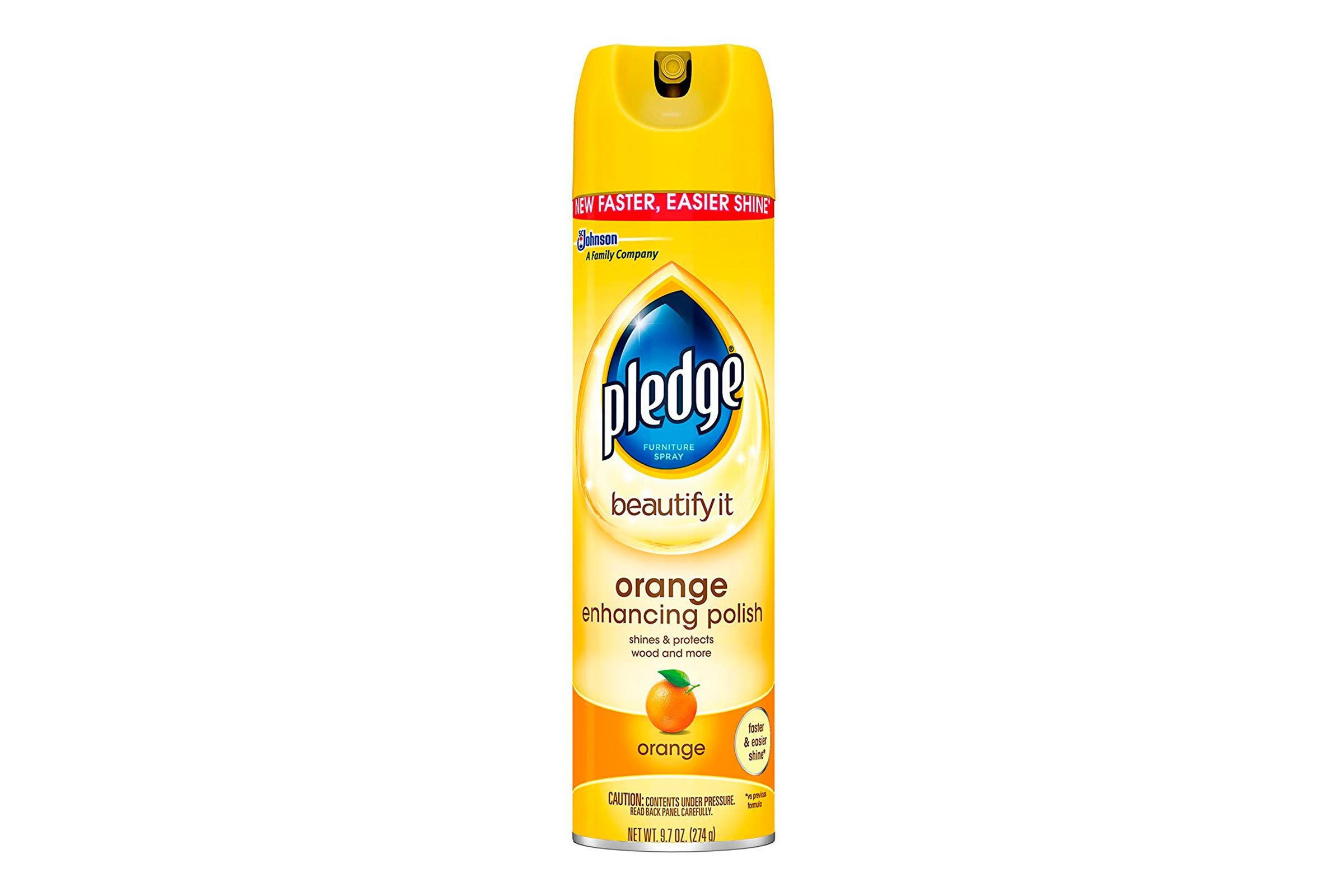 pledge cleaner