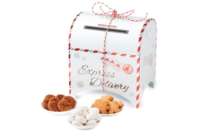 Express mailbox giftbox