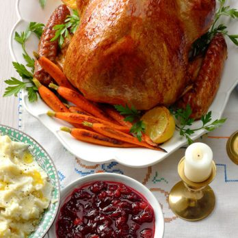 Here's How Long Thanksgiving Leftovers Last in the Fridge