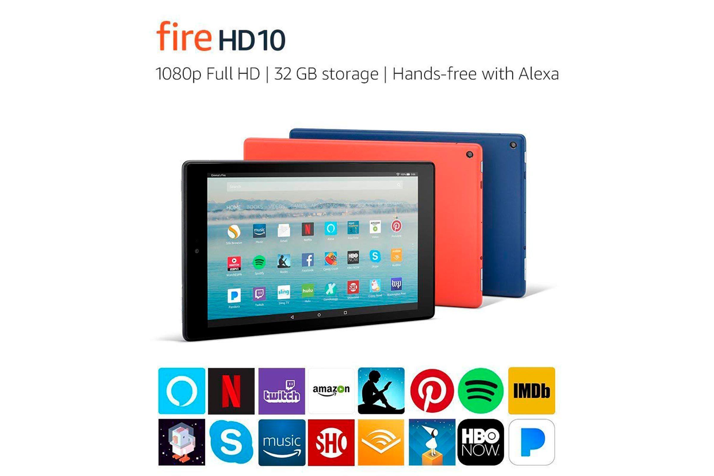 Fire HD Tablet
