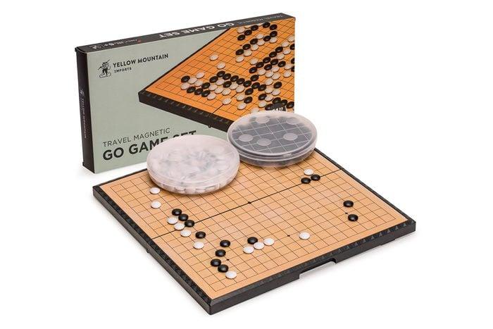 Go game set