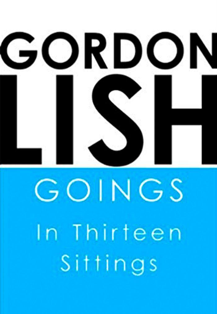 Goings in Thirteen Sittings
