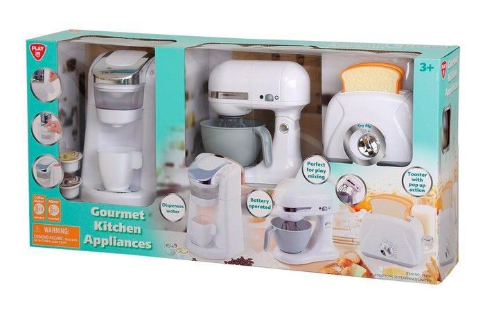 Gourmet kitchen play set
