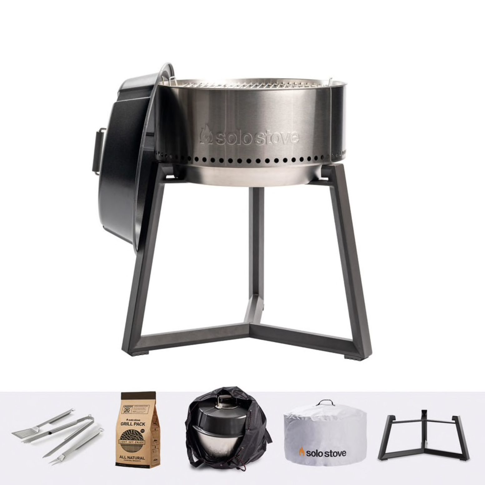 Solo Stove Grill Ultimate Bundle