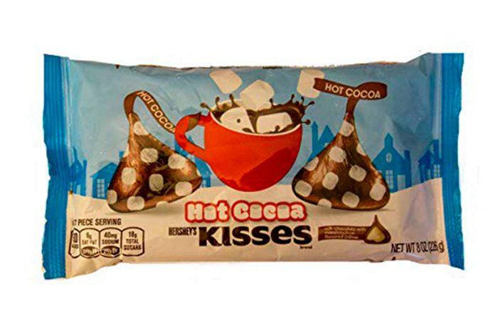 Hot Cocoa Kisses