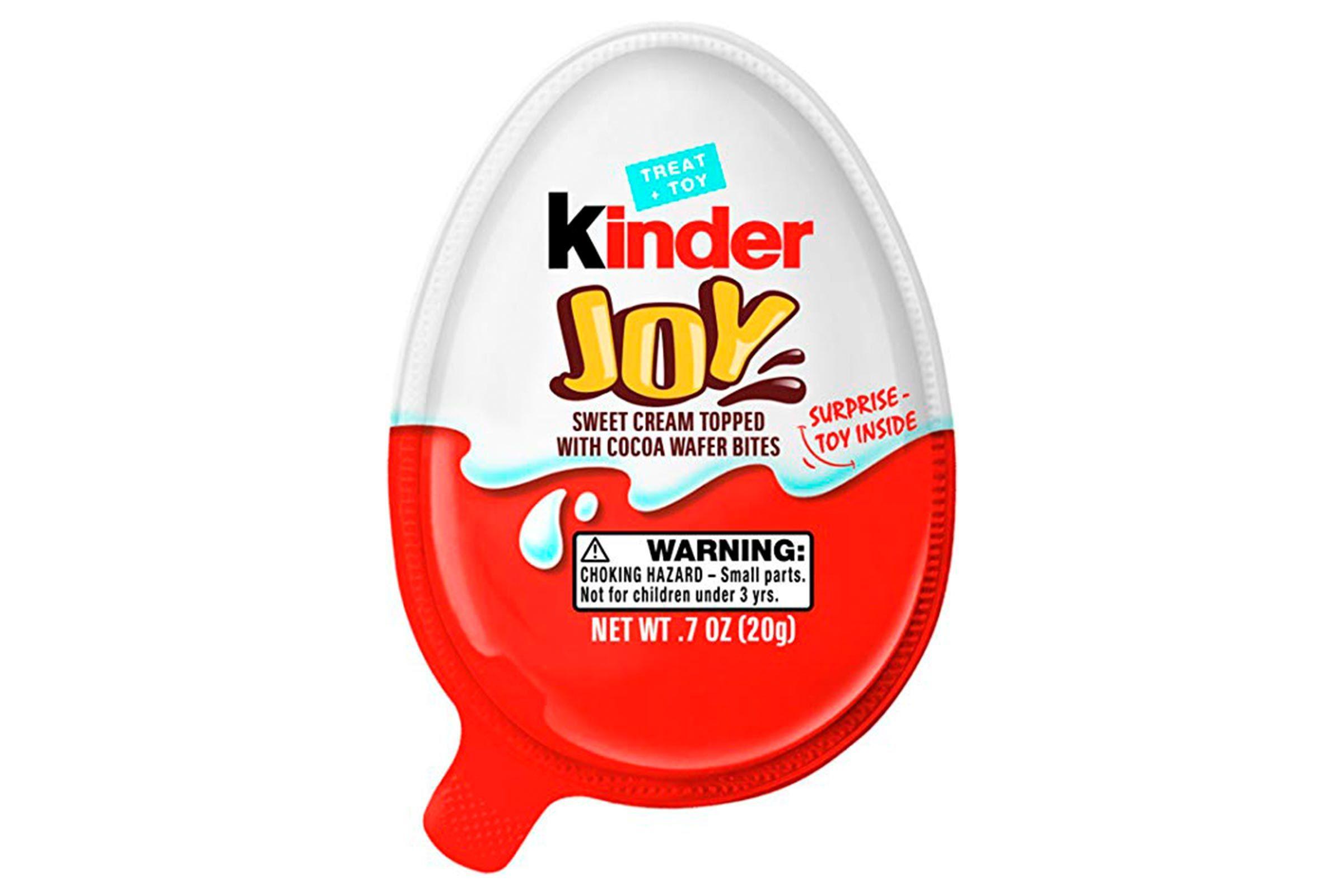 Kinder Joy Chocolate Treats
