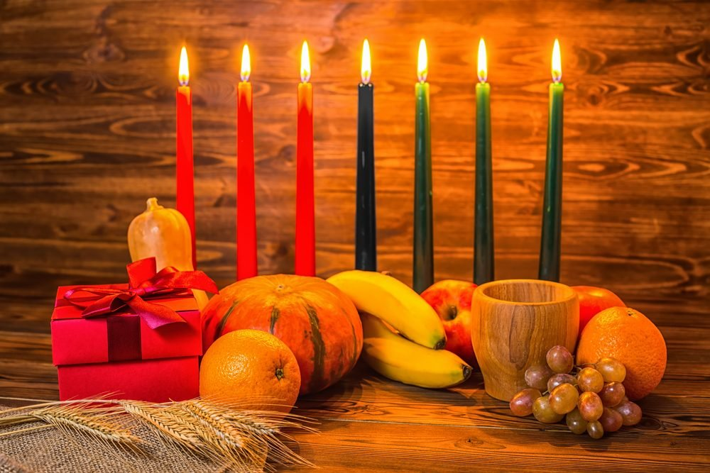 Decorating Your Shop for Kwanzaa