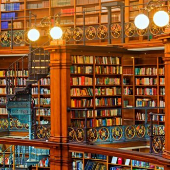 The Best 12 Cities in the World for Book Lovers
