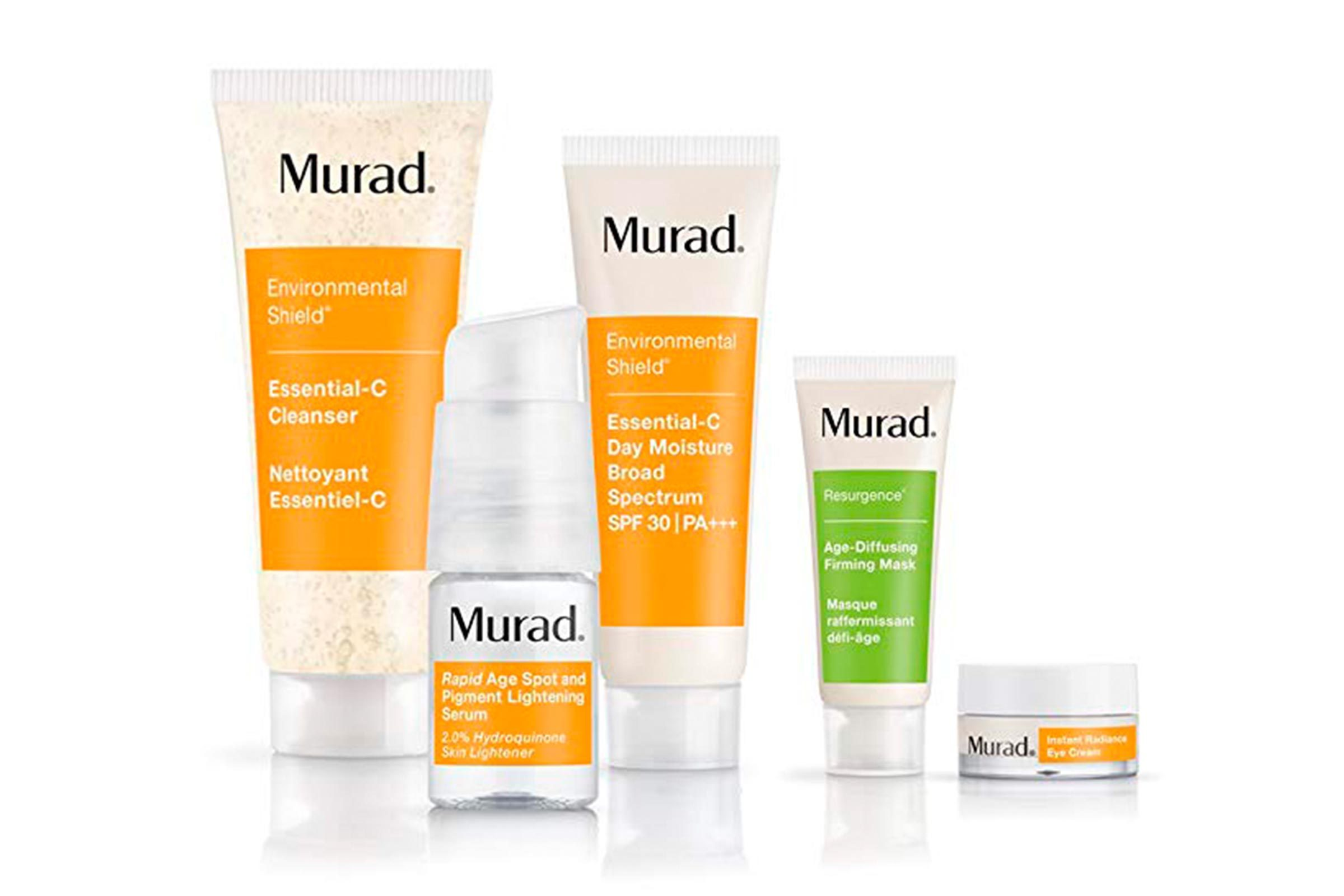 Murad Rapid Lightening kit