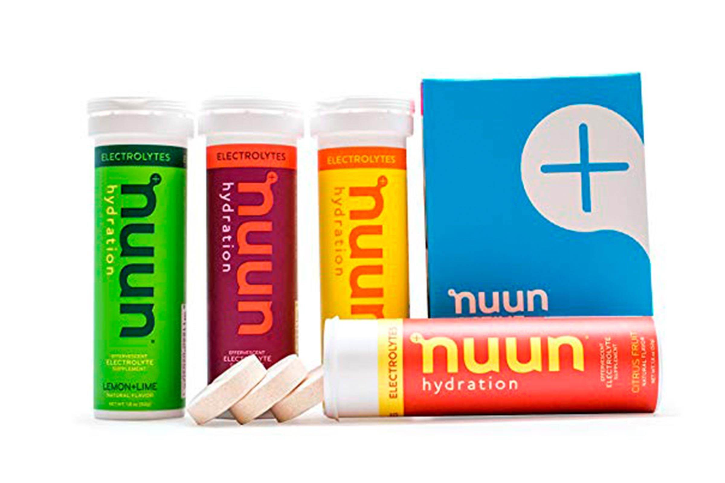 Nuun Hydration electrolyte drink tablets