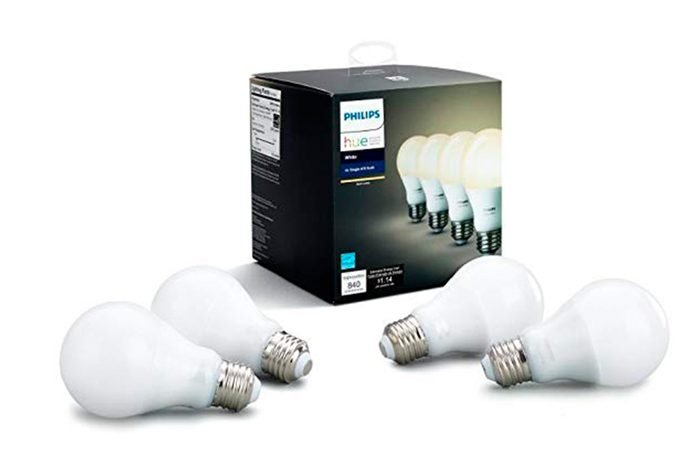 Philips Hue White Smart Bulb