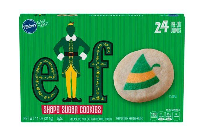 Pillsbury Elf Cookies