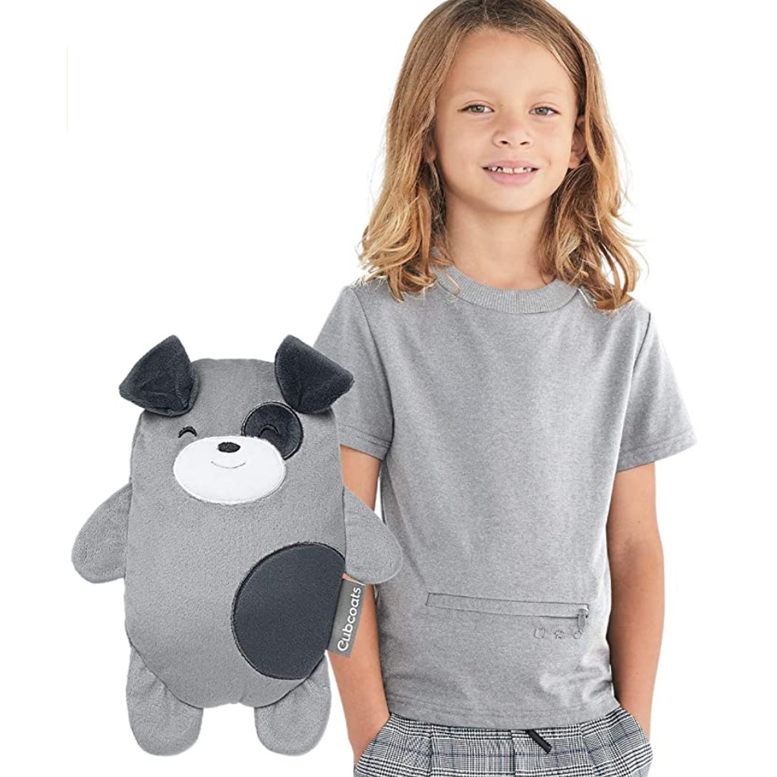 Cubcoats Pimm The Puppy 2-in-1 Transforming Tee
