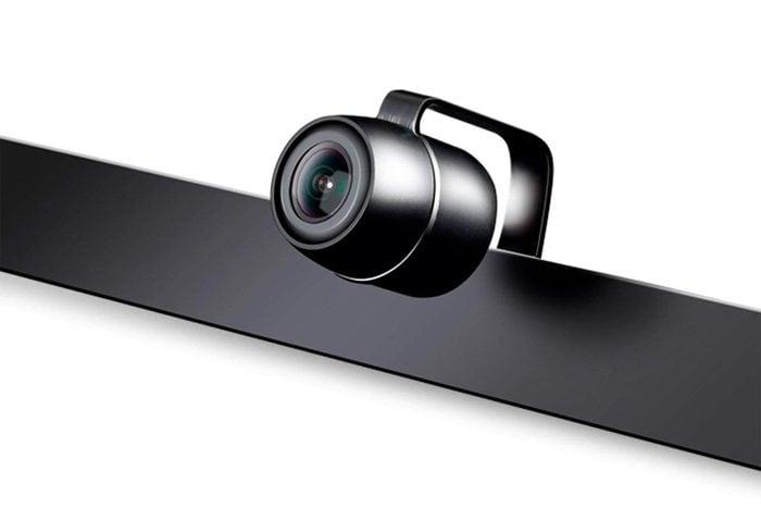 Rear view backup camera