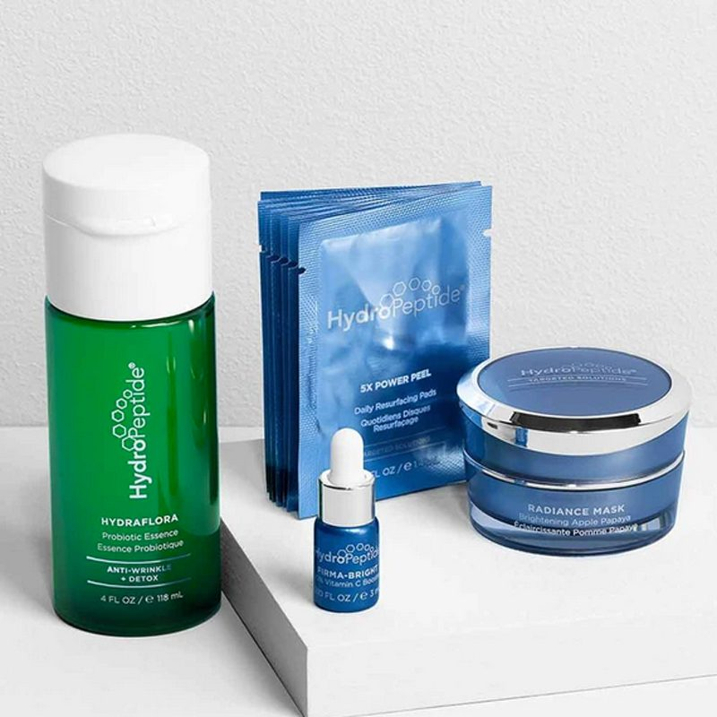 HydroPeptide Revamp Your Regimen Set