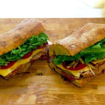 The Secret Technique to Making the Best Sandwiches on Earth