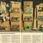 8 Vintage Christmas Ads from the Past 90 Years