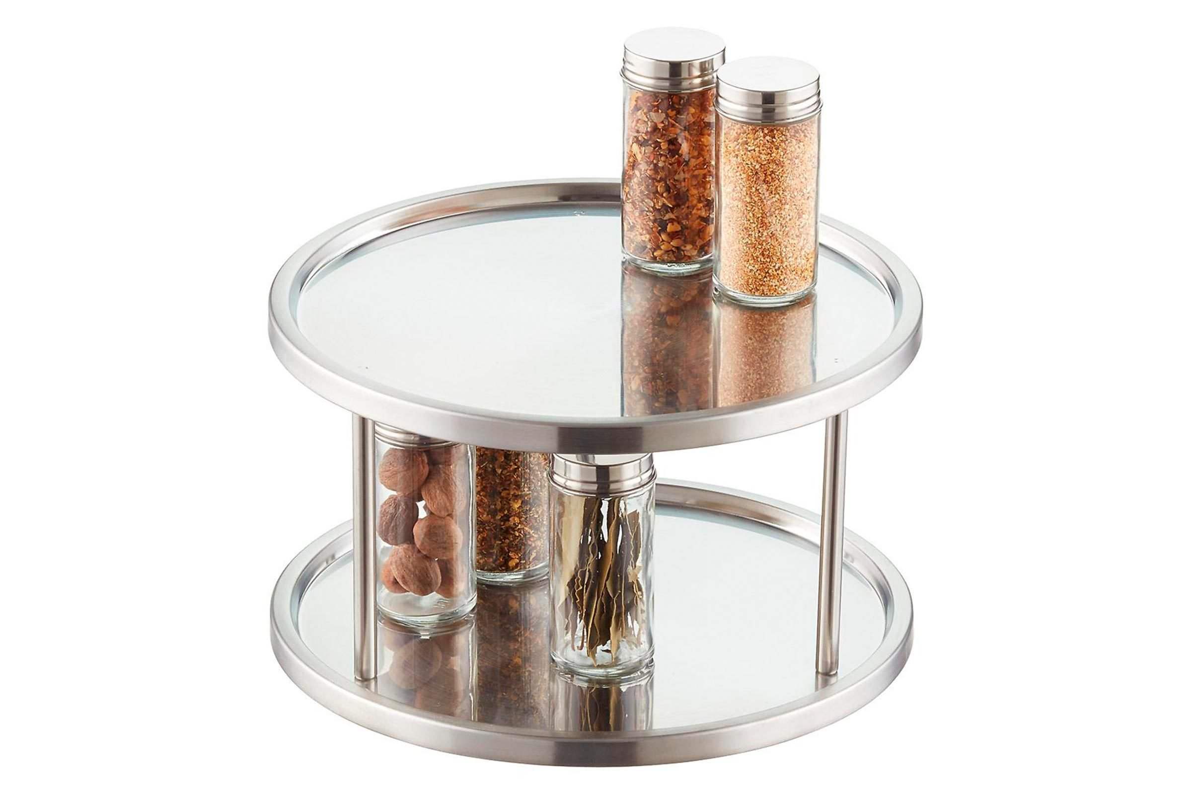 Stainless Steel Lazy Susan