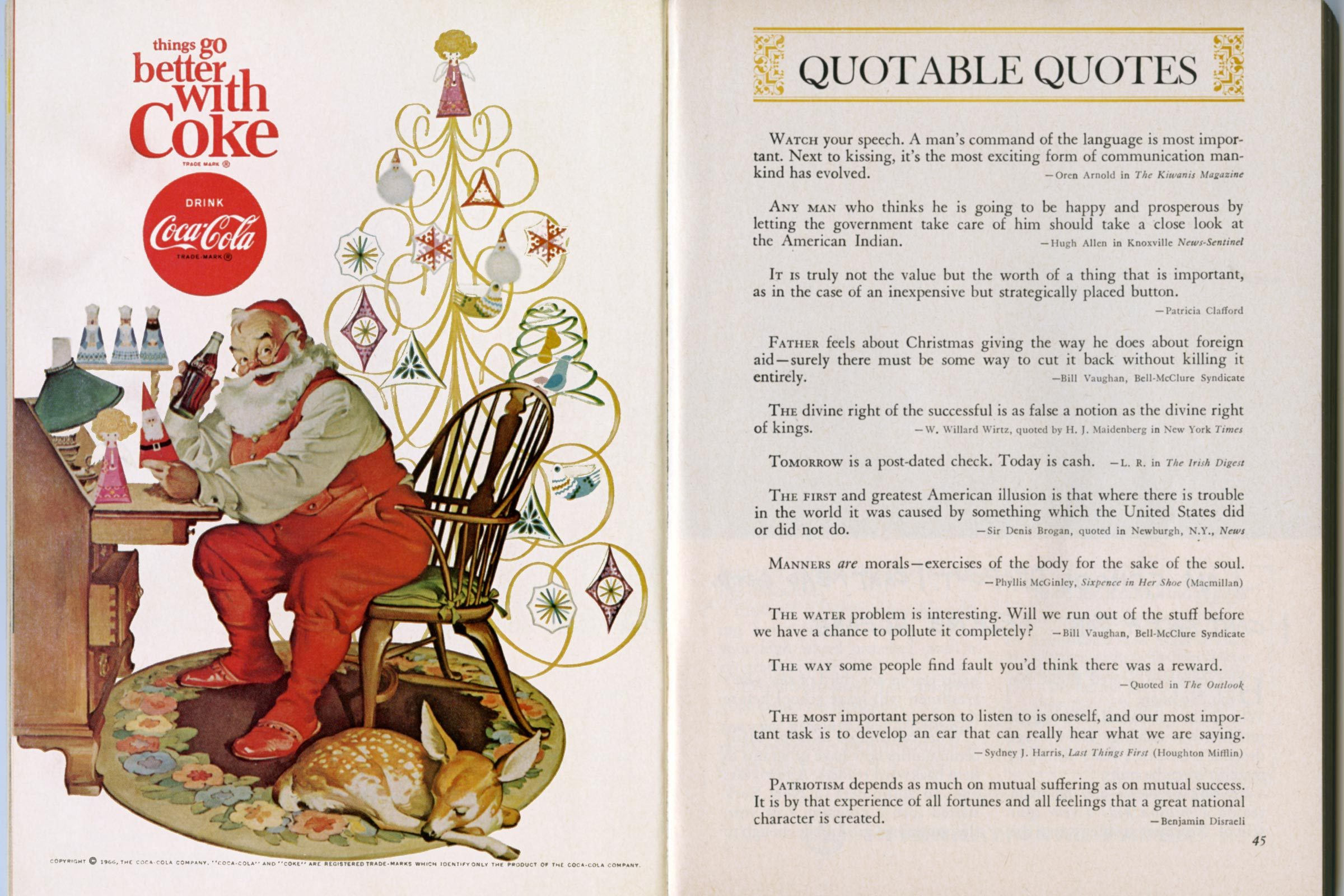 Vintage Christmas Ads from the Past 90 Years | Reader\'s Digest