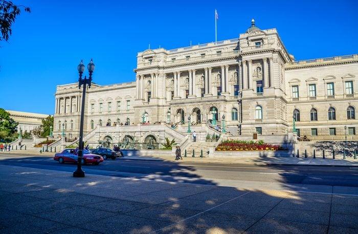 Washington DS USA Congress Library