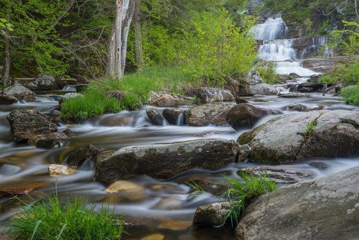 Kent Falls, Kent, Connecticut, USA