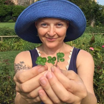 This Is Why I Collect Four-Leaf Clovers (It's Not for Luck)